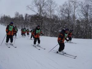 161日目スキー