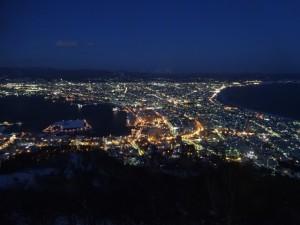 10函館山夜景
