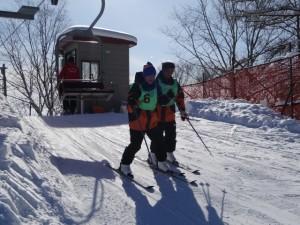 222日目スキー