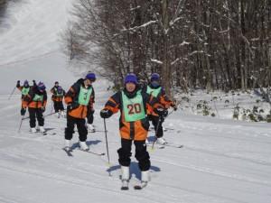 232日目スキー