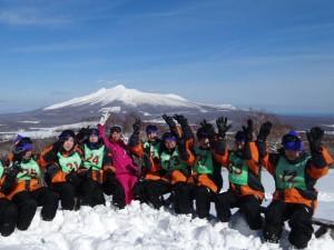 252日目スキー